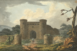 [View of Ruins of Netley Abbey]